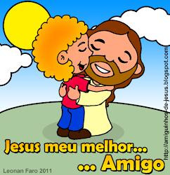 Jesus,meu amigão!!!!
