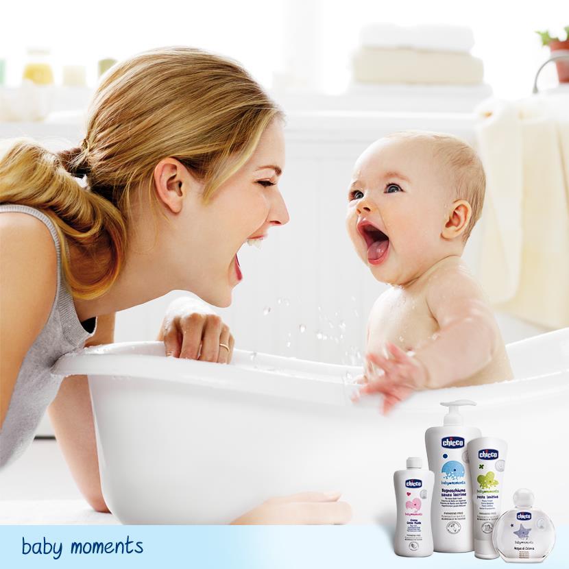 Set De Baño Chicco Baby Moments:Thader Tendencias: Baby Moments de Chicco Gama para el cuidado del