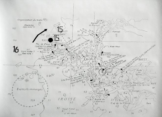 sea chart