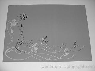 """""""Flowery"""" 1    wesens-art.blogspot.com"""