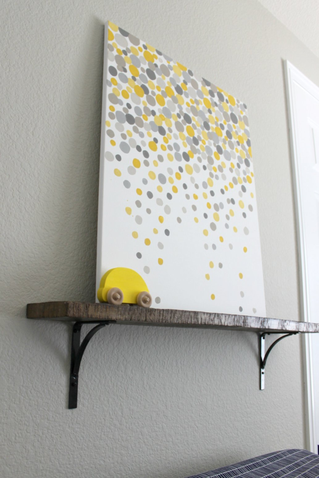 diy superhero wall art using stain crafts wall decor