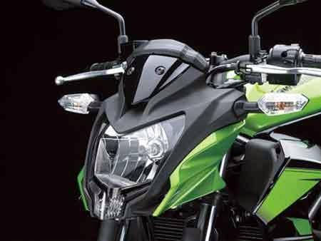 Headlamp Kawasaki Z250SL