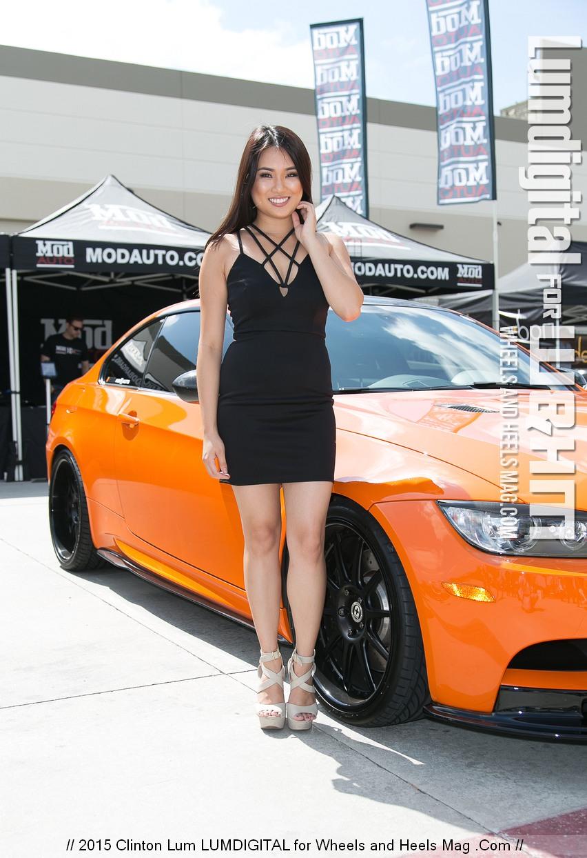 Wheels And Heels Magazine / W&HM: Beautiful Cover Model Sandra Wong ...