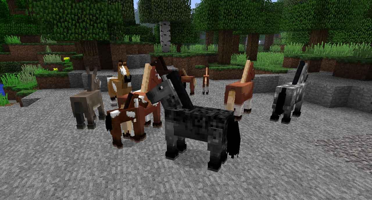 Minecraft 1.6 Horse Update Download Launcher