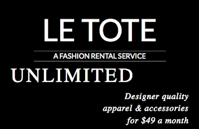 New  Women's Clothing Monthly Subscription - Le Tote!