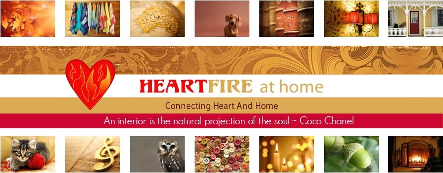 Heartfire  At  Home - Connecting Heart, Home and LIFE!