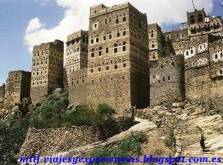Conjunto Arquitectónico de la parte vieja Sana'a (Yemen)