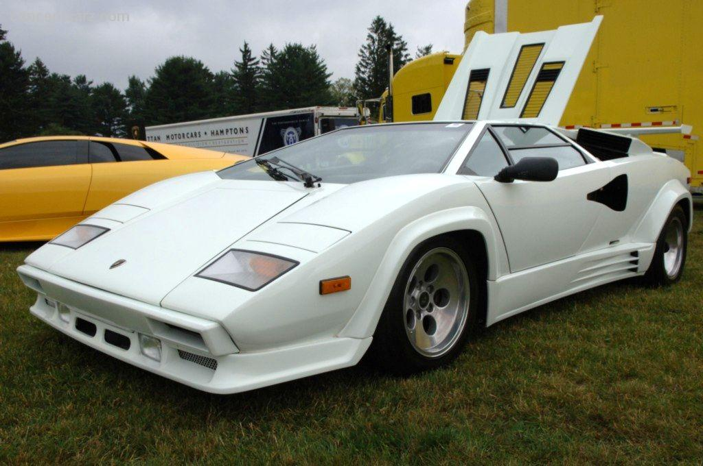 1980 Lamborghini Countach Prova V8 Tube Chassis For Sale