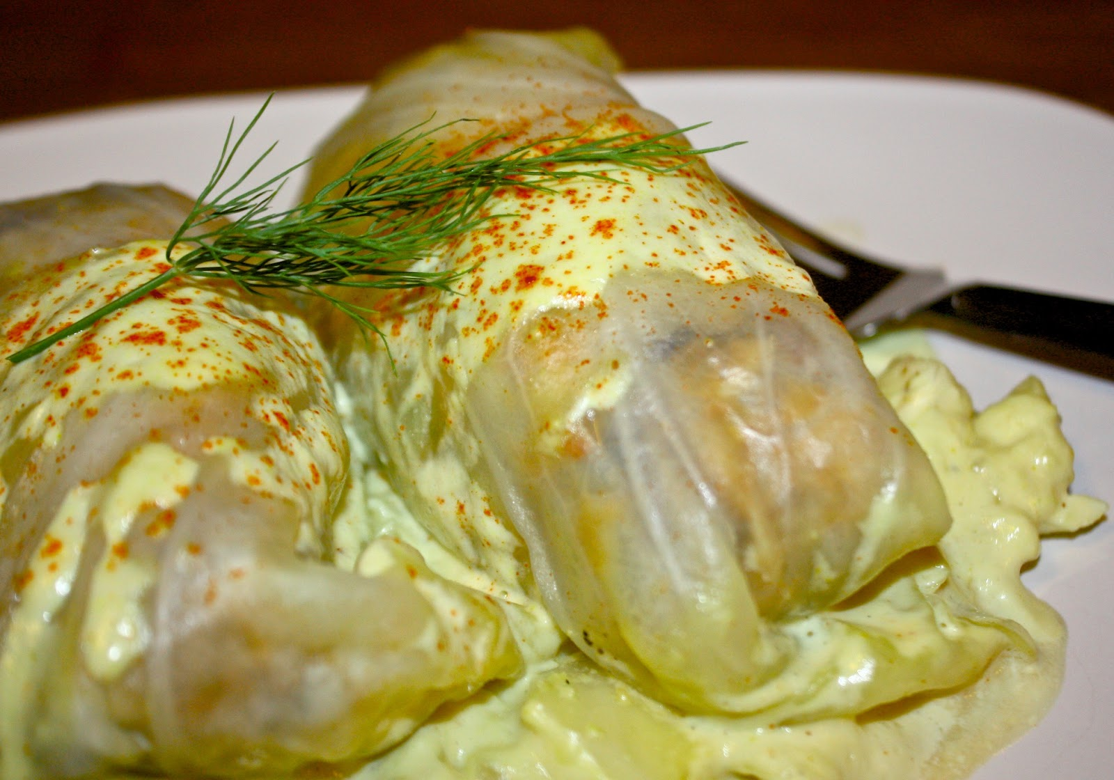 Beef Stuffed Cabbage Rolls images