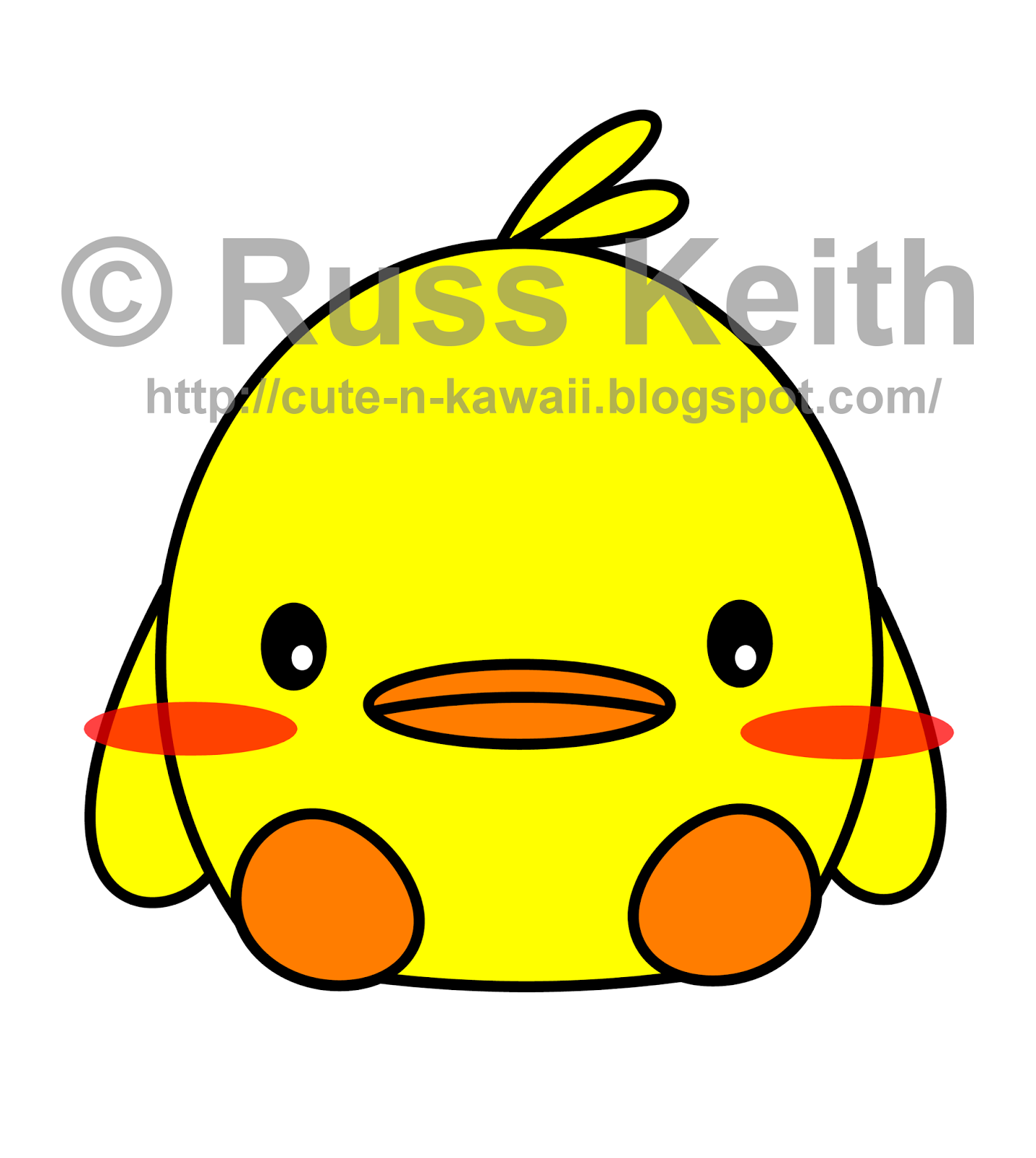 cute n kawaii how to draw a kawaii duck