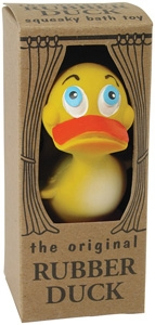 TheJungleStore.com | Rich Frog Original Rubber Duck