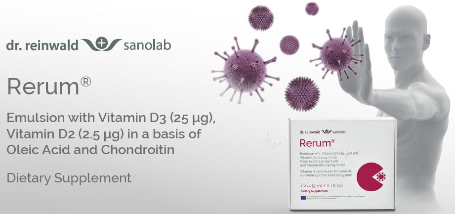 Rerum® ofera avantaje in comparatie cu GOleic sau GcMAF, dar nu uitati de BioBran