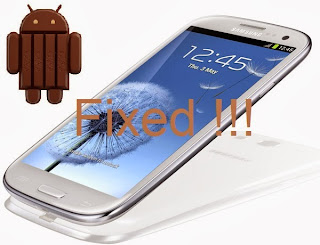 Fixed Android 4.3 update now rolling out to the International Samsung Galaxy S3