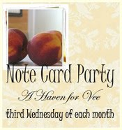 Vee&#39;s card party