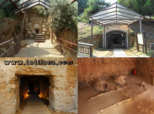 Amisos Tepesi Tümülüs Mezarlar