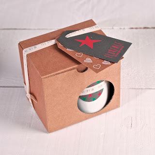 petite boîte pour tasses, boîte pour mugs, selfpackaging, self packaging, selfpacking
