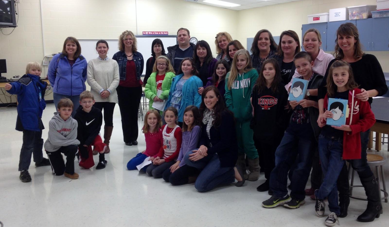 Reading, Teaching, Learning: November 2012