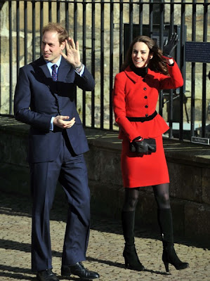 Kate Middleton Displayed Her Consummate Style