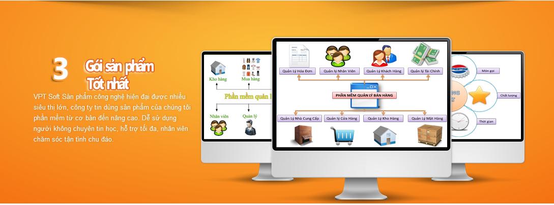 Phần mềm quản lý Vietpotu giuos quản lý thông tin nhân viên chính xác và hiệu quả