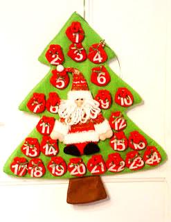 calendario natalino