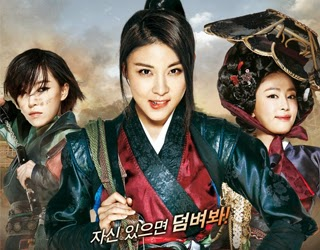 Sinopsis Kmovie The Huntresses