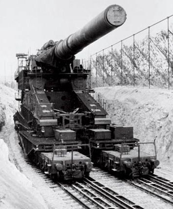 Gustav Gun Jerman