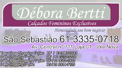 DÉBORA BERTTI