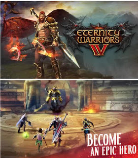 ETERNITY WARRIORS 4 Apk Full MOD+DATA