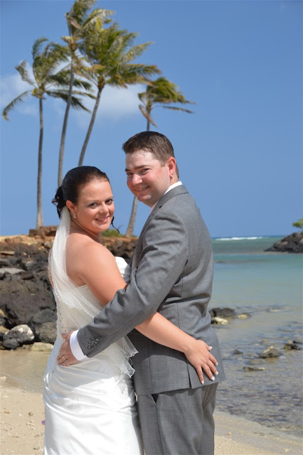 Australian Wedding in Hawaii