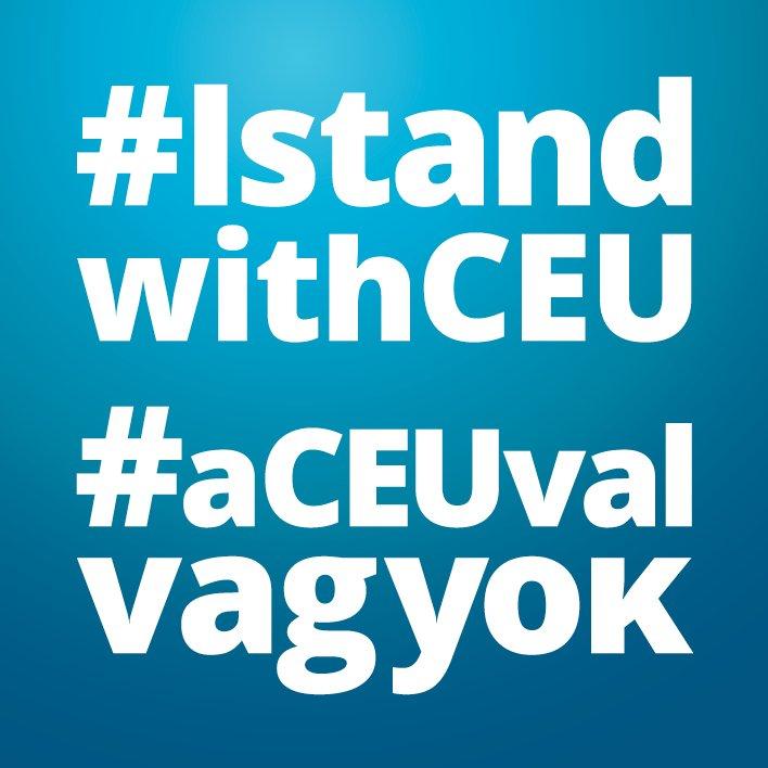 ELTEs diák létemre ellenzem, hogy bármilyen egyetemet támadjanak jogtalanul. Szabad egyetem.