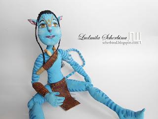 кукла Аватар