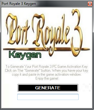 Port Royale 3 Game