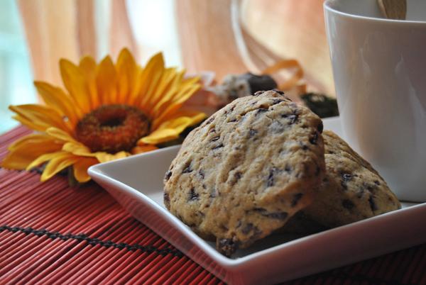 cookies allo zenzero e cannella