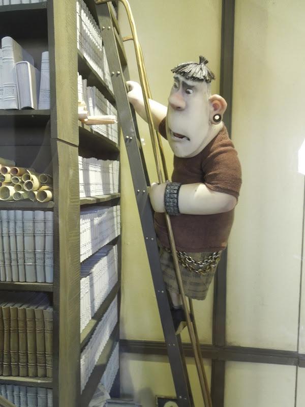 School bully Alvin ParaNorman puppet