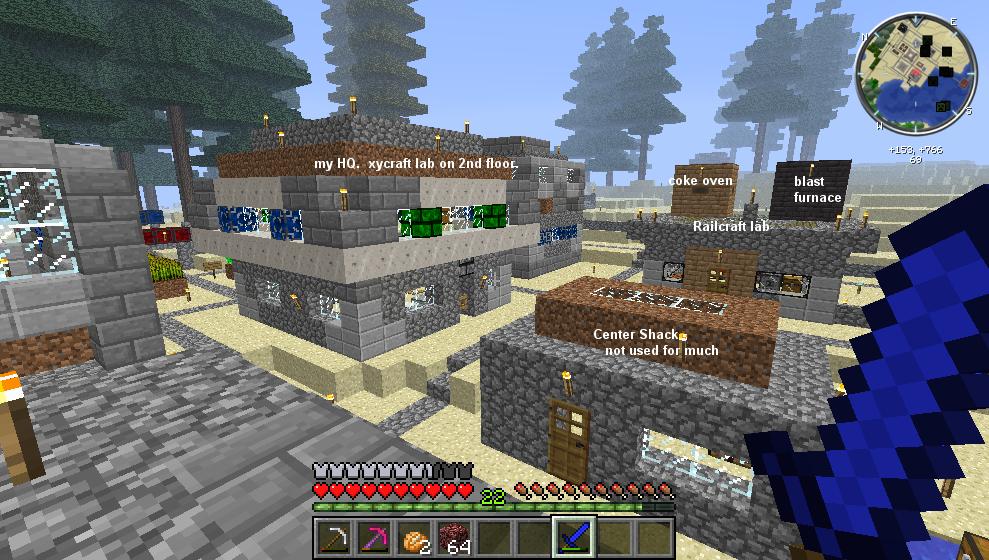 Quickhaven - screenshots 4/23   scottvee Minecraft & gaming