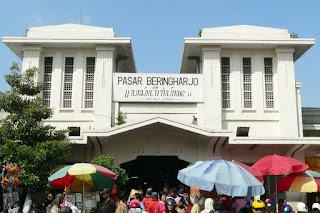 belanja di pasar beringharjo