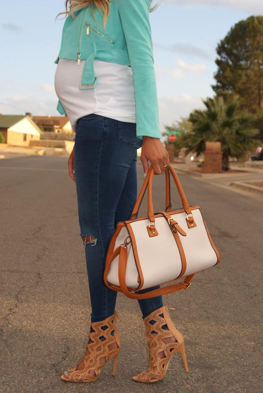 allthingsslim, maternity jeans, maternity looks,
