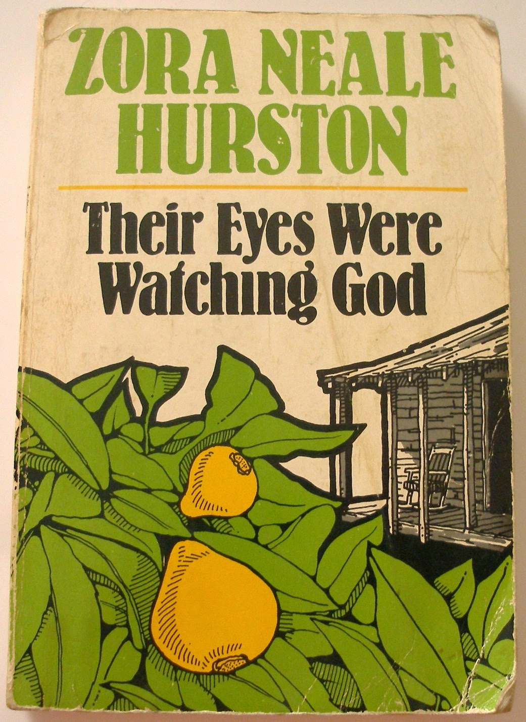 the transformation of janie in their eyes were watching god a novel by zora neale hurston Finding her voice janie crawford, the main character of zora neale hurston's their eyes were watching god, strives to find her own voice throughout the novel and, in my opinion, she succeeds even though it takes her over thirty years to do it.