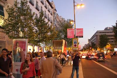 MADRID FASHION NIGTH. BLOG ESTEBAN CAPDEVILA