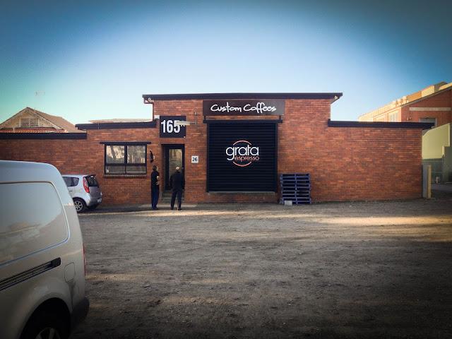 Grata Espresso Building Bendigo