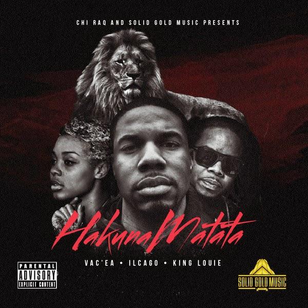 Ilcago - Hakuna Matata (feat. Vac'ea & King Louie) - Single Cover