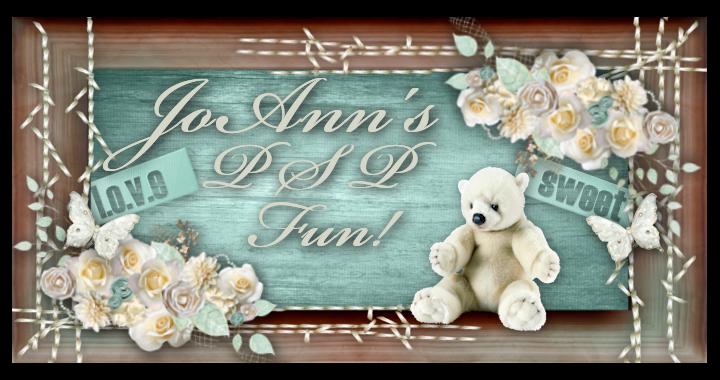 JoAnn's PSP Fun