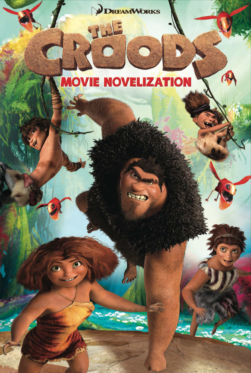 It's just a graphic of Insane The Croods Free