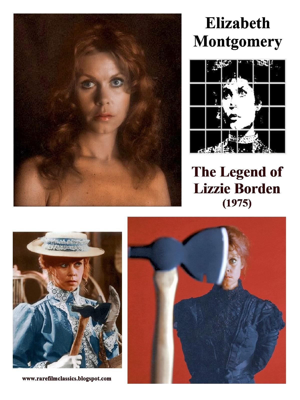 rare film amp tv on dvd the legend of lizzie borden 1975