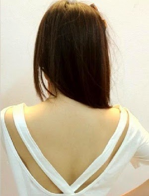Hở lưng, trị mụn ở lưng