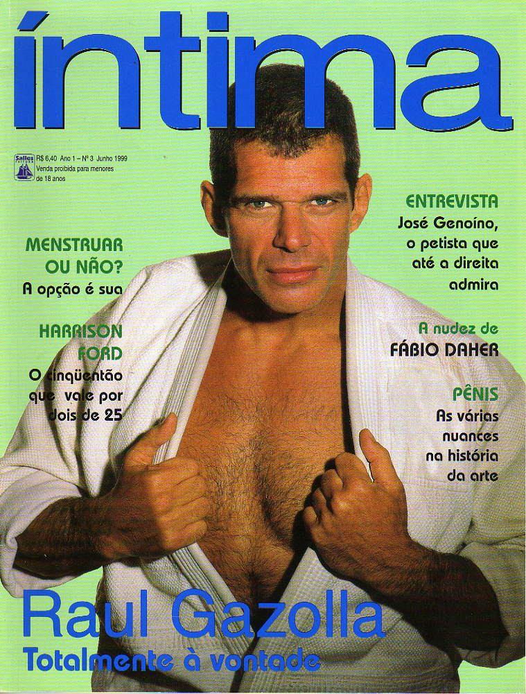 Replay Raul Gazolla Pelado Na Revista Ntima E Pessoal
