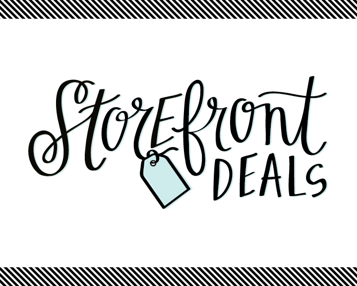 Kimberly Church || Storefront Deals