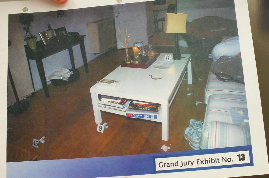 Ashley Ellerin Crime Scene Guilty of the murder of