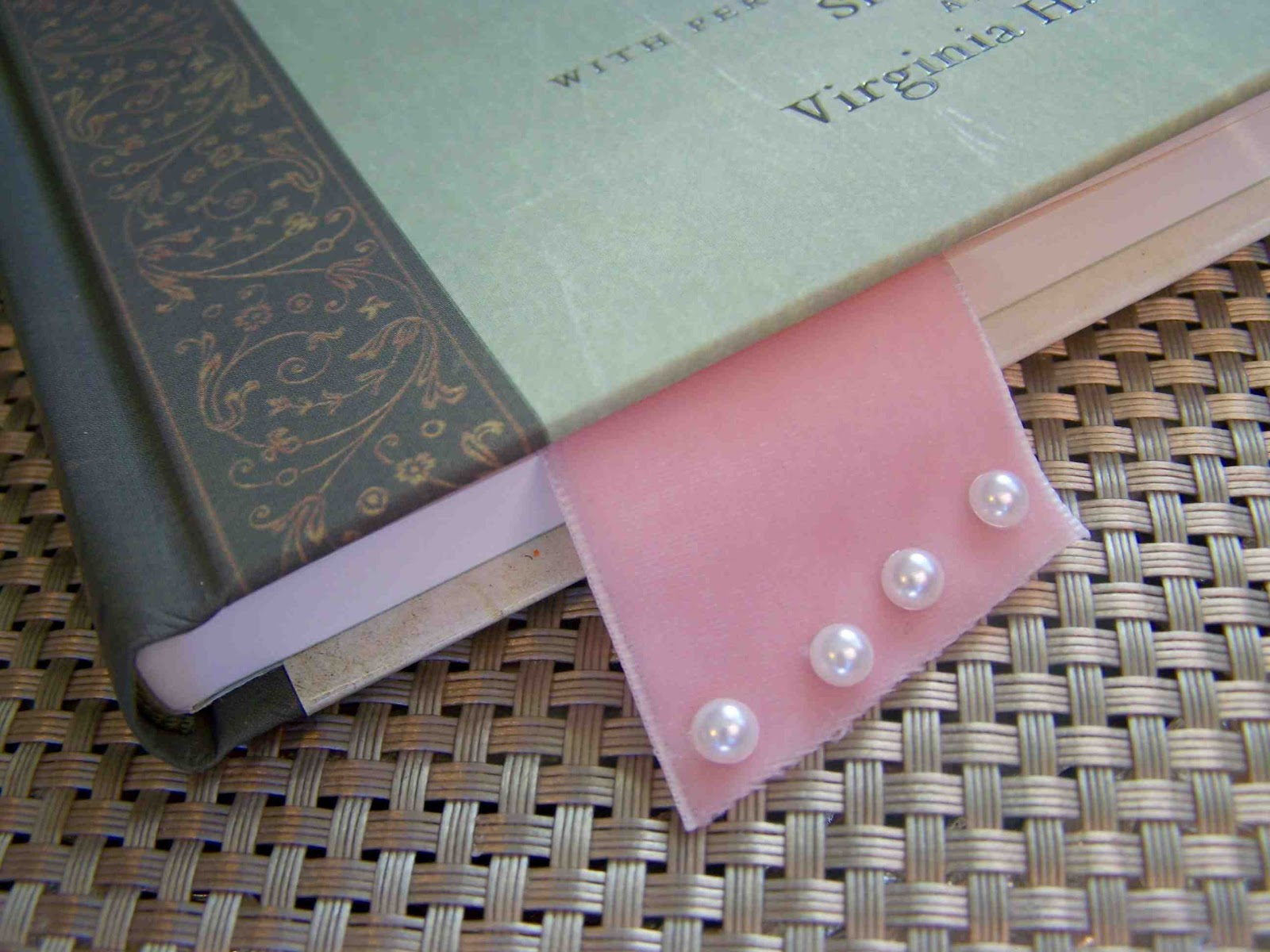 Made by Me. Shared with you.: Love Story Bridal Shower Bookmarks