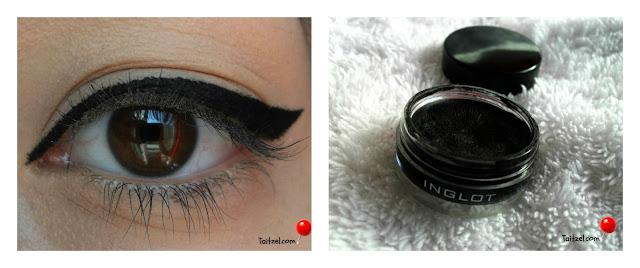 Inglot AMC eyeliner 77 tus de ochi negru mat